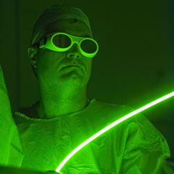 Greenlight Laser Surgery